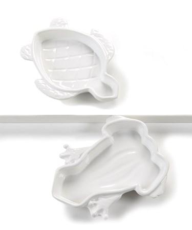 TurtleFrogSpoonRest2Asst