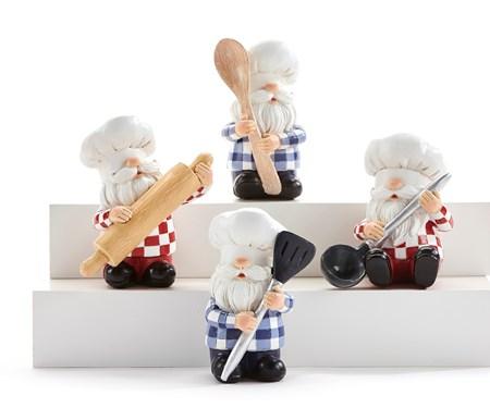 ChefGnomeFigurine4Asst