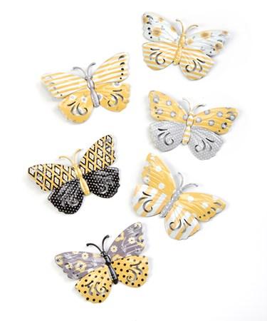 ButterflyWallDeacutecorwCutOuts6Ass