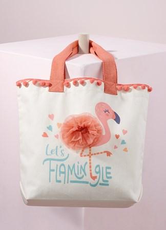 FlamingleToteBag