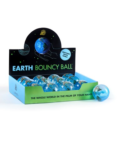 EarthWaterBouncingBallwDisplayer