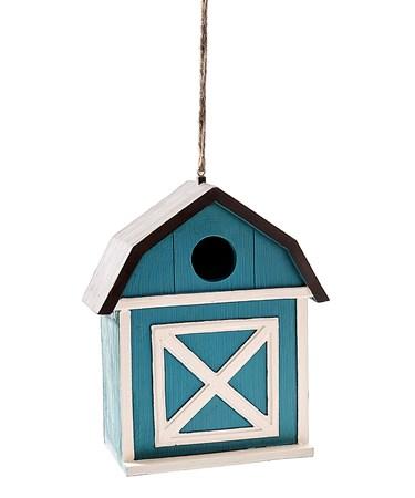 BlueBarnBirdhouse