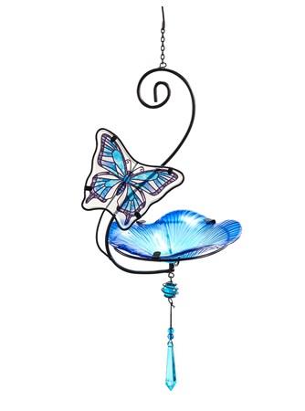 ButterflyBirdbathFeeder
