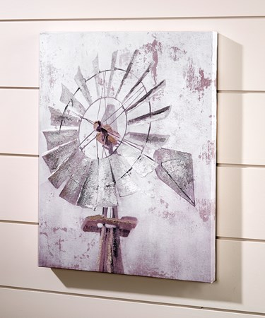WindmillWallPrint