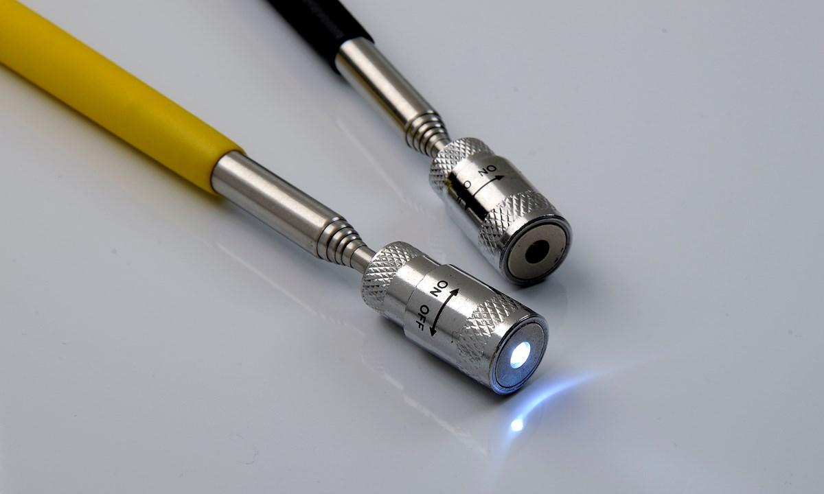Color Factory LED Lighted Extendable Magnet w/ Displayer, 25 Pcs/5 Asst.