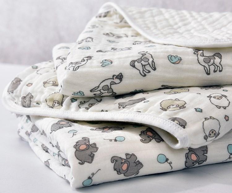 Lil' Lamb Swaddling Blanket