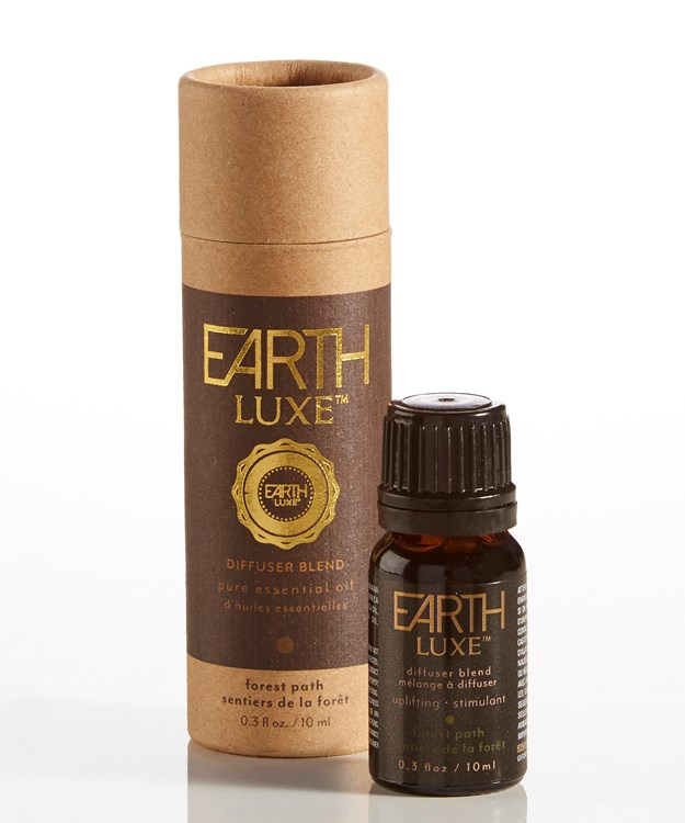 Earth Luxe Diffuser Oil, Forest Path