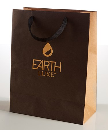 EARTH LUXE Kraft Paper Gift Bag - Large