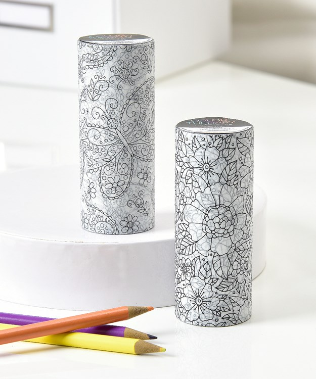 Color Therapy Coloring Masking Tape, 2/Asst.