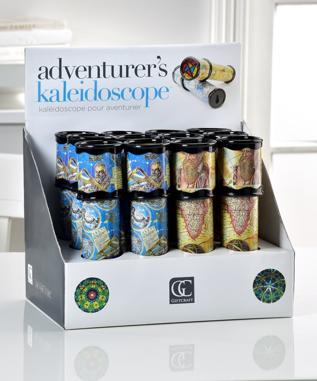 Kaleidoscope Asst. w/ Displayer