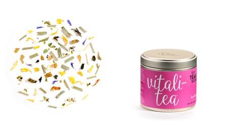 For Tea's Sake Vitali-Tea Wellness Tea Blend (0.7oz/20g)