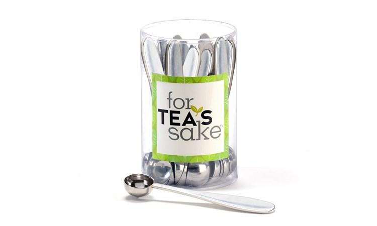 For Tea's Sake, Stainless Steel Teaspoon Asst.