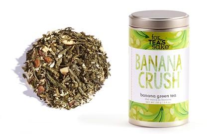 For Tea's Sake, Banana Crush