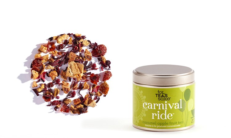 For Tea's Sake, Carnival Ride Loose Leaf Tea