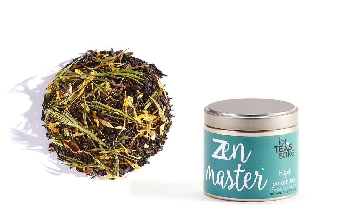For Tea's Sake, Zen Master Tea