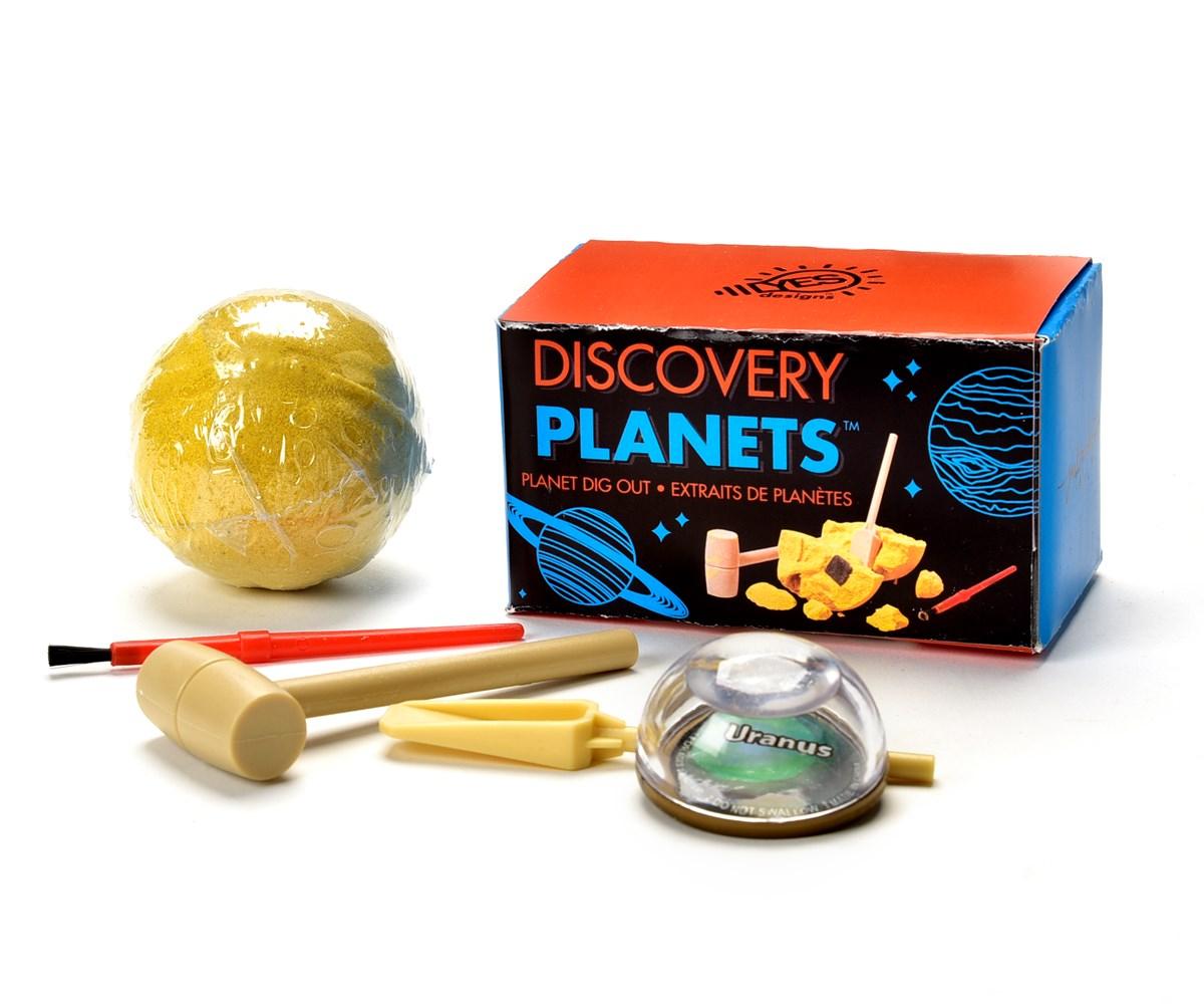 Solar System Design Dig Out Kit, 24 Asst. w/Displayer