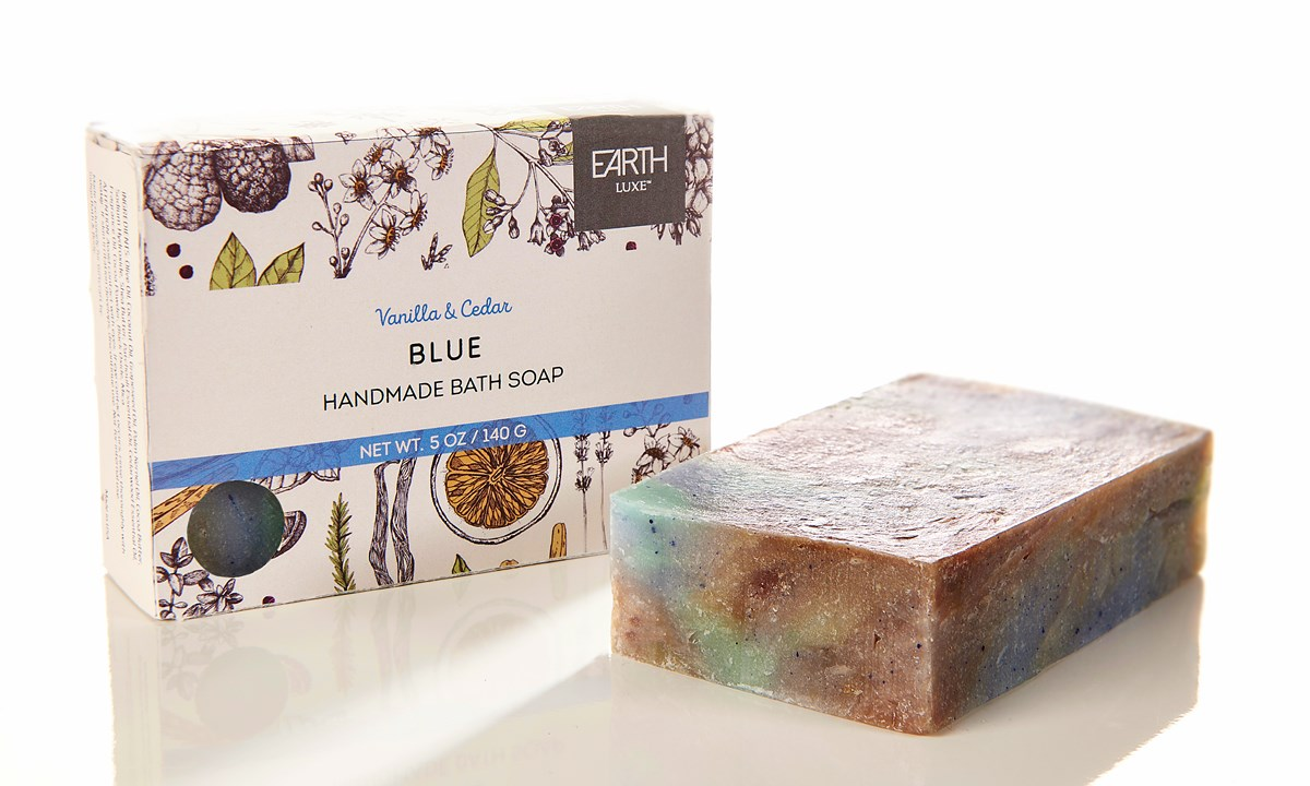 Blue Nearly Natural Soap