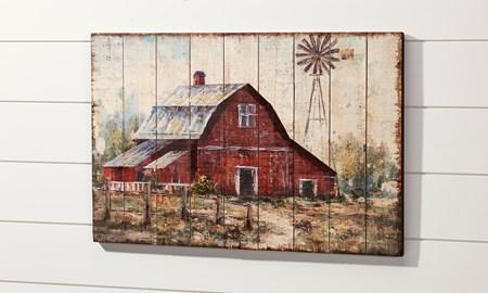 Barn Wood Wall Panel Wall Décor