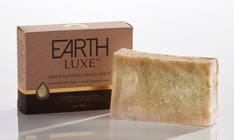 Green Goddess Nearly Natural Soap