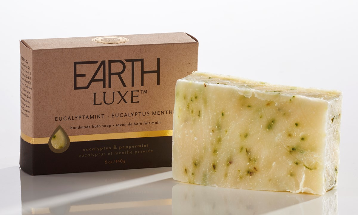 Eucalyptamint All Natural Soap