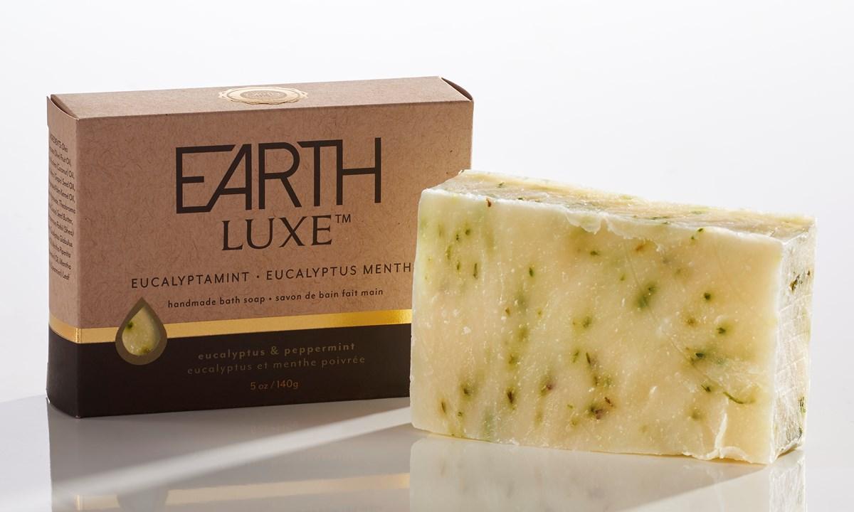 Eucalyptamint All Natural Soap