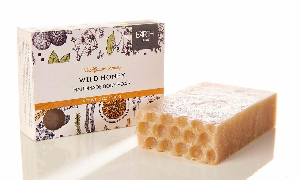 Wild Honey Nearly Natural Soap