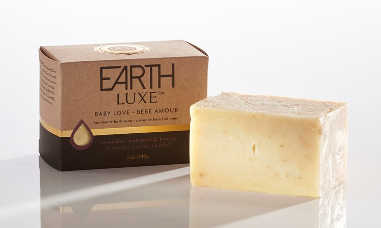 Baby Love All Natural Soap