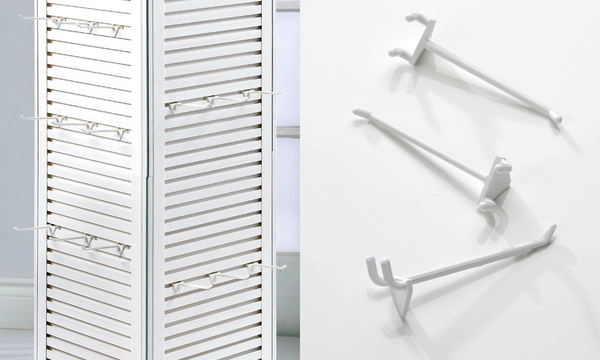Yo Sox Floor Display Unit Replacement Hooks