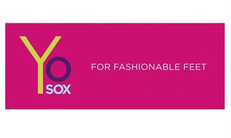 Yo Sox Logo Signage, Women's