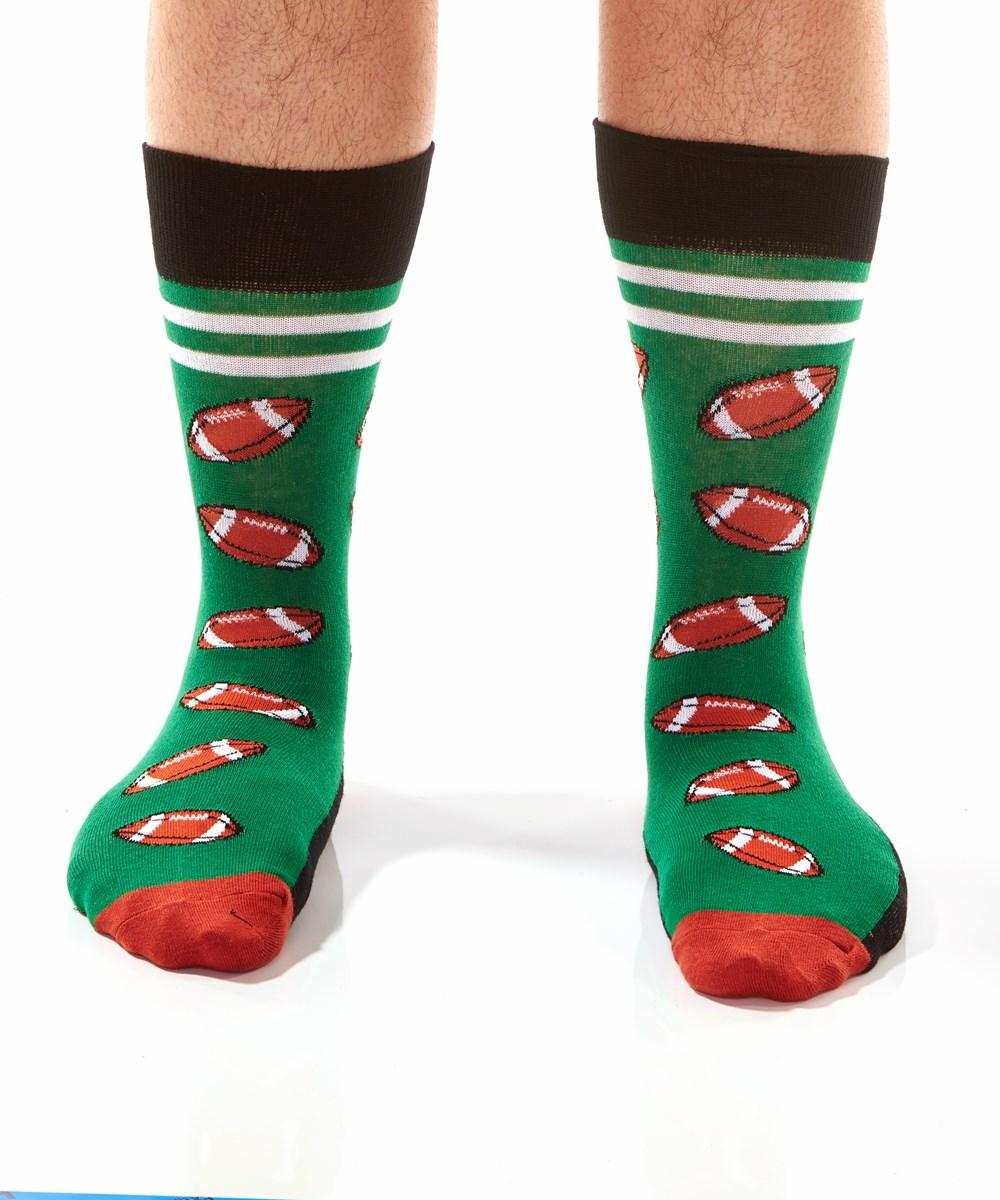 Men's Crew Sock (Football)