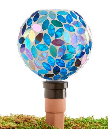 MosaicGlassWateringGlobe