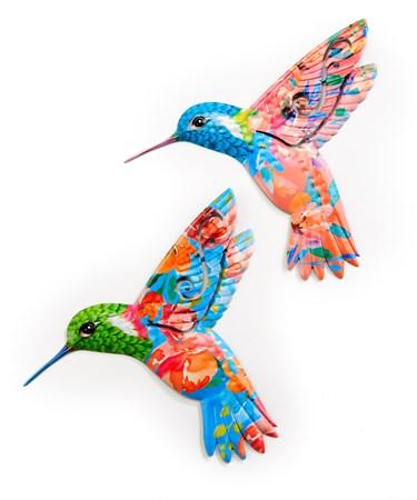 HummingbirdWallDecor2Asst