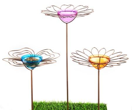 FlowerBirdFeeder3Asst