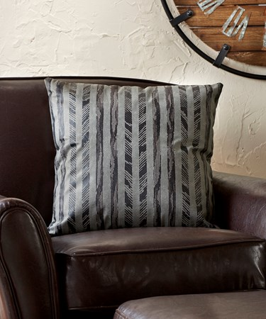 StripedPatternPillow