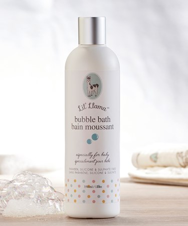Lil' Llama Skin Care, Baby Bubble Bath