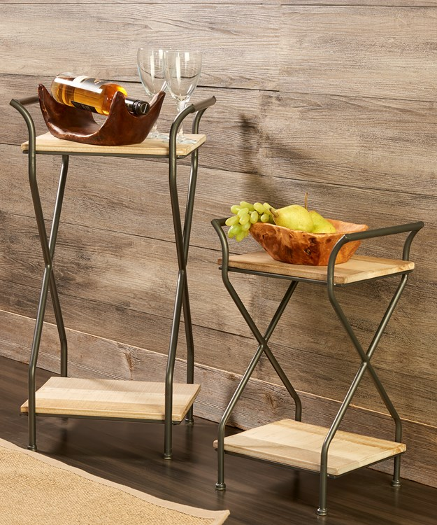Side Tables, Set of 2