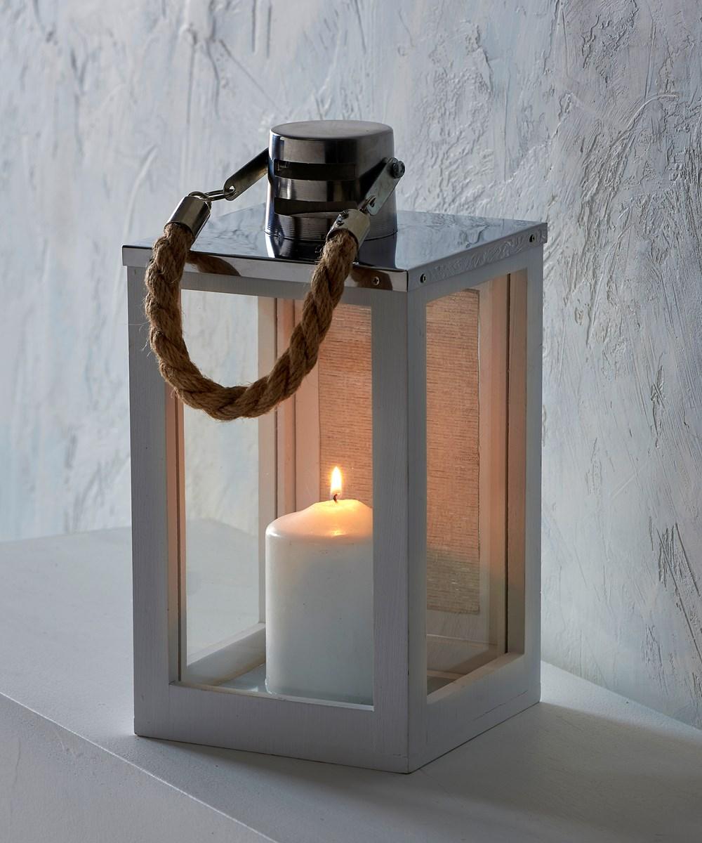 Lantern Style Candle Holder