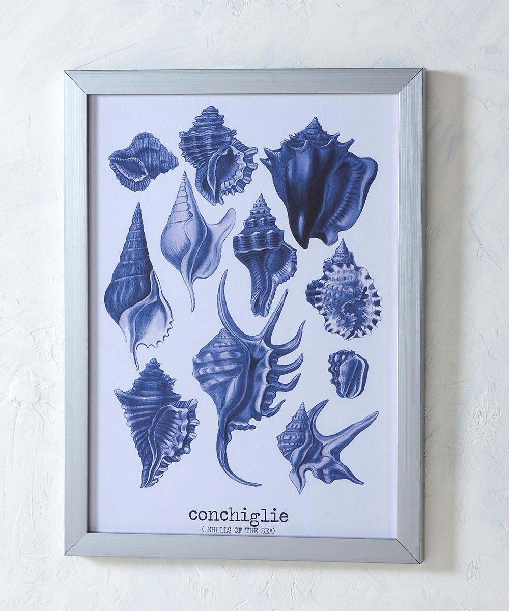 Canvas Print w/PS Frame