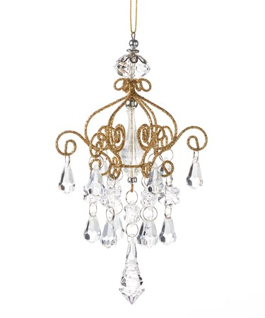 Chandelier Design Ornament