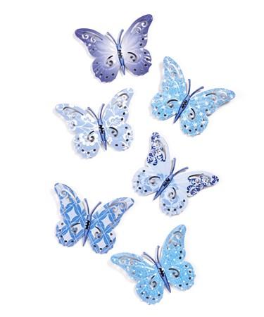 ButterflyScreenSaversSetof23Asst