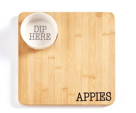 AppetizerPlatterwDipBowl