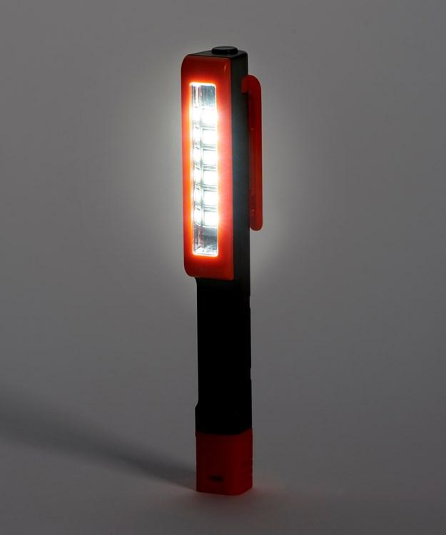 LED Pen Light w/Displayer