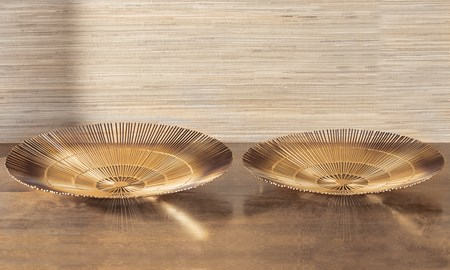 Decorative Bowls, Set of 2