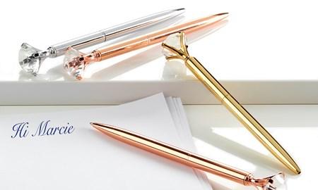 Diamond Design Pen w/Displayer