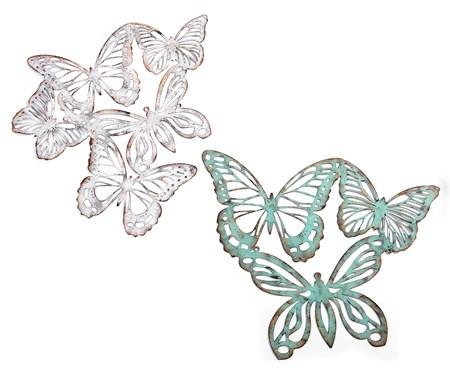 ButterfliesWallDecor2Asst