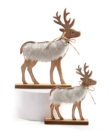 ReindeerDecorationSetof2