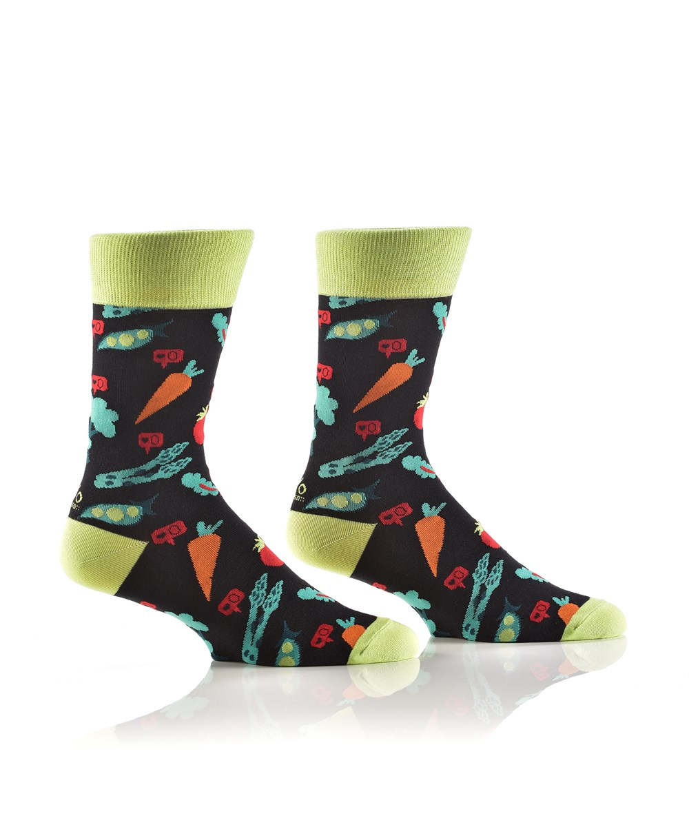Food Design, Men's Crew Sock