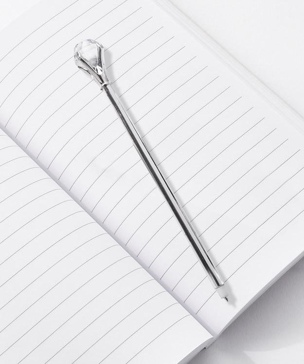 Gem Design Pen, 12 Pieces w/Displayer