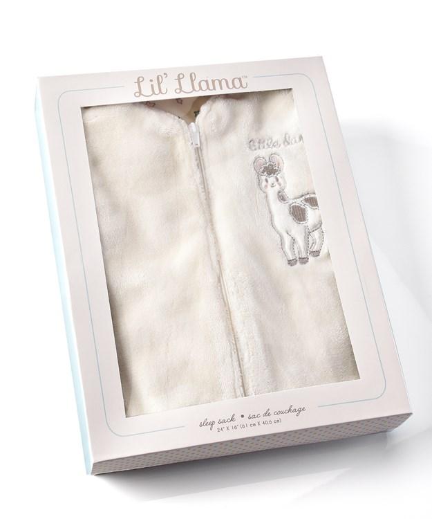 Lil' Llama Design Sleep Sack, One Size