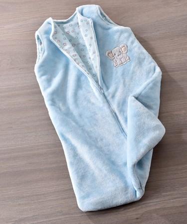 Lil' Elephant Design Sleep Sack, One Size.